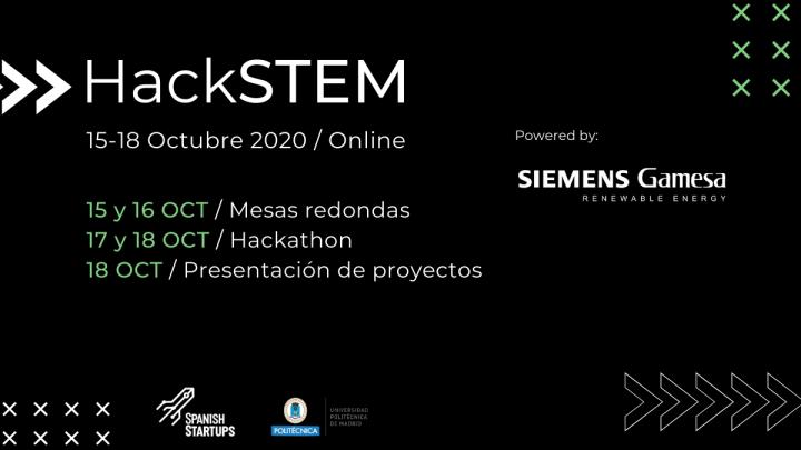 HACKSTEM hackathon 2020
