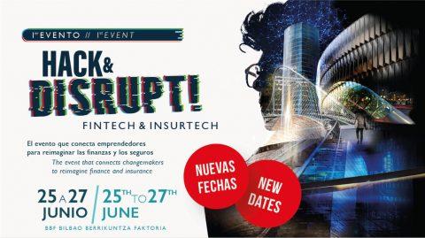 Hack&disrupt Hackathon Bilbao